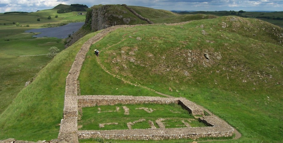 Border Country: The Story of Britain's LostMiddleland