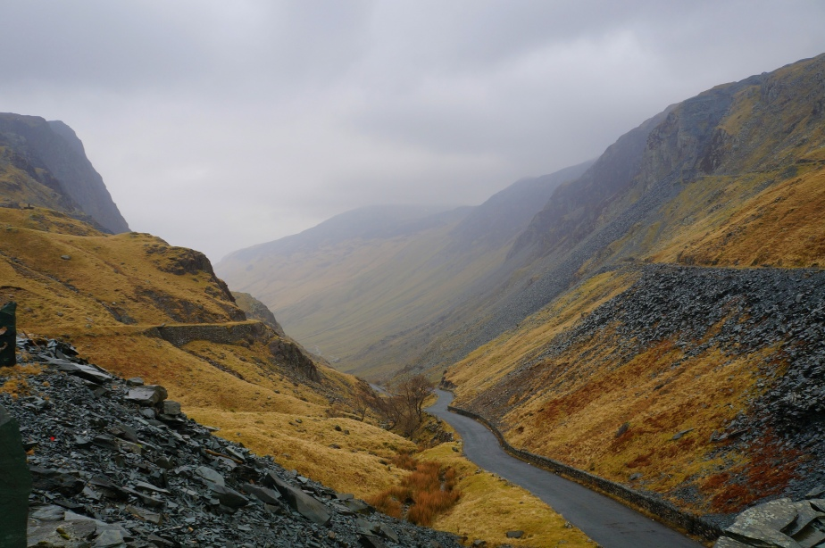 Honister, Mark Weir and Tales from the NationalParks