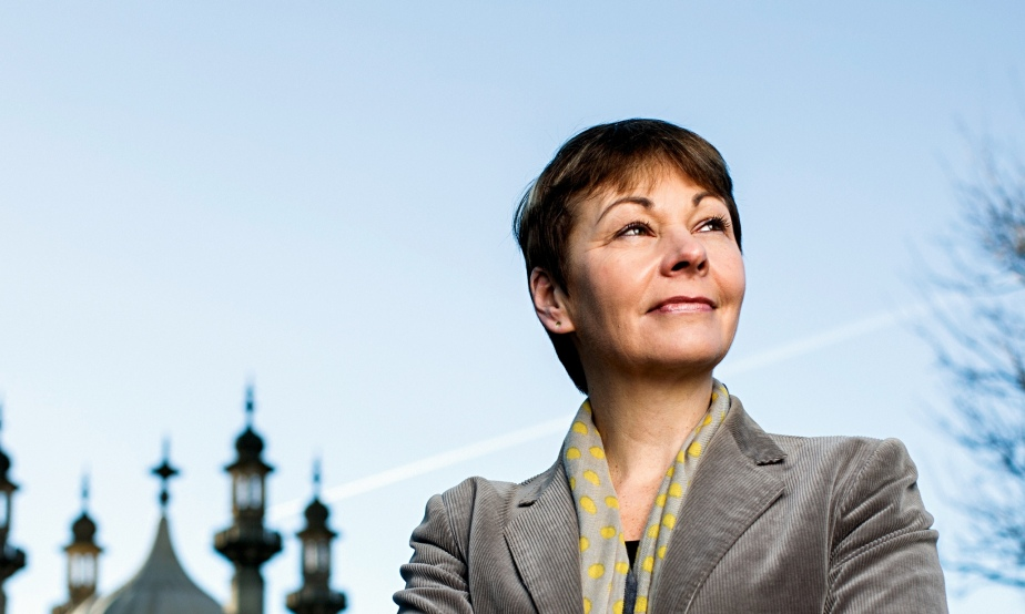A General Election, Caroline Lucas and the Green Party
