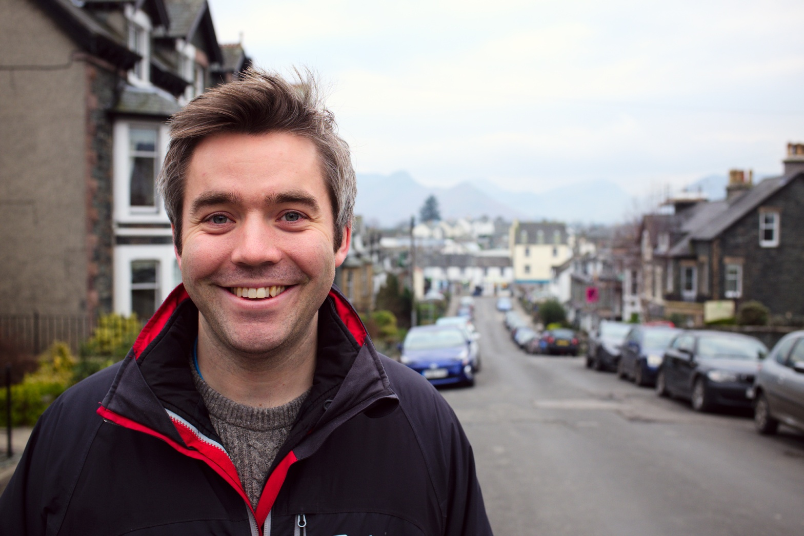 Jack Lenox, standing for the Green Party in the upcoming Copeland By-Election
