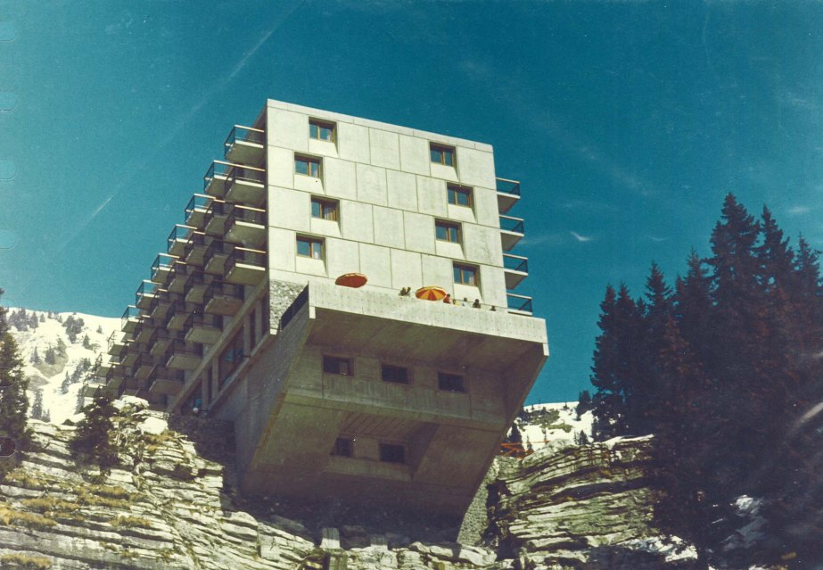 Brutalist design is the bad influence we all need